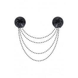 Black Pearl Nipple Tassels