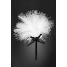 Feather Teaser Fetish Tickler Naughty Excitation - White