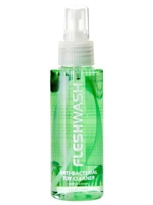 Fleshlight Wash Anti-Bacterial Sex Toy Cleaner 100ml