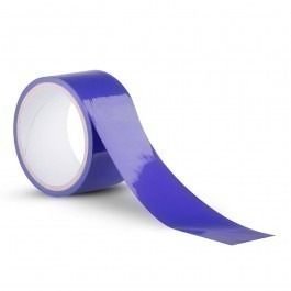 Tape Me Up Non-sticky Bondage Tape - Purple