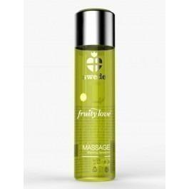 Swede - Massage Oil Vanilla/Gold Pear - 60 ml