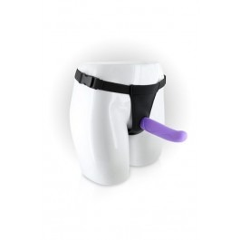Female Strap-on Dildo - Purple