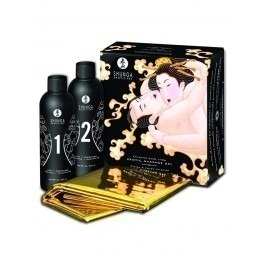 Shunga Oriental Body Slide Erotic Massage Gel Kit