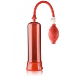 Powerful Penis Enlarger Pump - Red