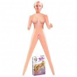Mandy Mystery 3 Hole Lifes Size Love Doll
