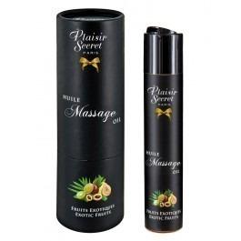 Pheromone Enhanced Edible Massage Oil Exotic Fruits 59ml