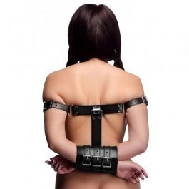 Strict Arm Binder Hand Restraints