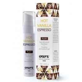 Exsens of Paris Vanilla Espresso Clitoral Stimulating Gel 15ml