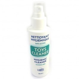 Lubrix Antibacterial Sex Toy Cleaner Spray 125ml