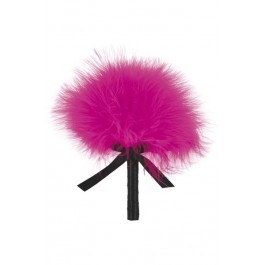 Teasing Feather Tickler - Hot Pink