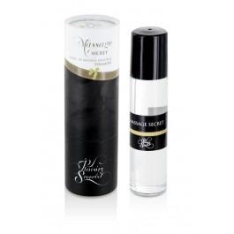 Pheromone Enhanced Edible Massage Oil Tiramisu 50ml