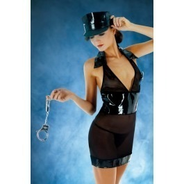 Sexy Police Officer Fantasy Costume Set