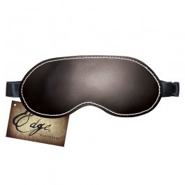 Sportsheets Edge Leather Blindfold