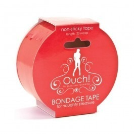Ouch! Bondage Tape - Red
