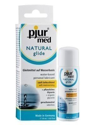 Pjur Med Natural Glide Water-based Lubricant 30ml