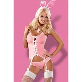 Obsessive Sexy Hop Bunny Costume Set
