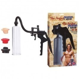 Seven Creations Perfect Penis Pump With Sure-grip