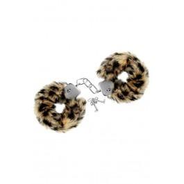 Furry Fun Handcuffs Plush - Tiger