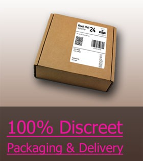 100% Discreet Delivery from KinkyCherries