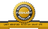 Flashlight Certification Seal
